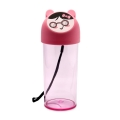 Creative Face Reusable Water Bottles - Pink