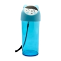 Creative Face Reusable Water Bottles - Blue