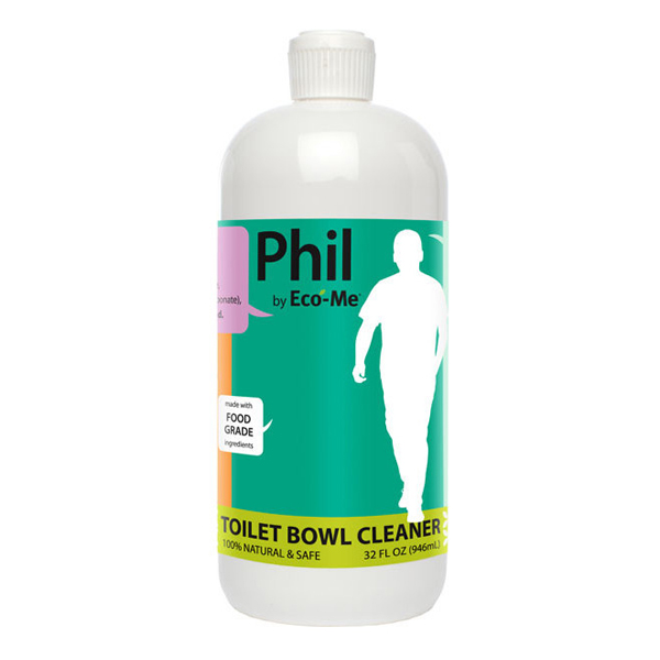 TOILET BOWL CLEANER: Phil by Eco-Me