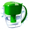 Alkaline Water Filter Pitcher (Green)