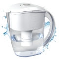 Alkaline Water Filter Pitcher (White)
