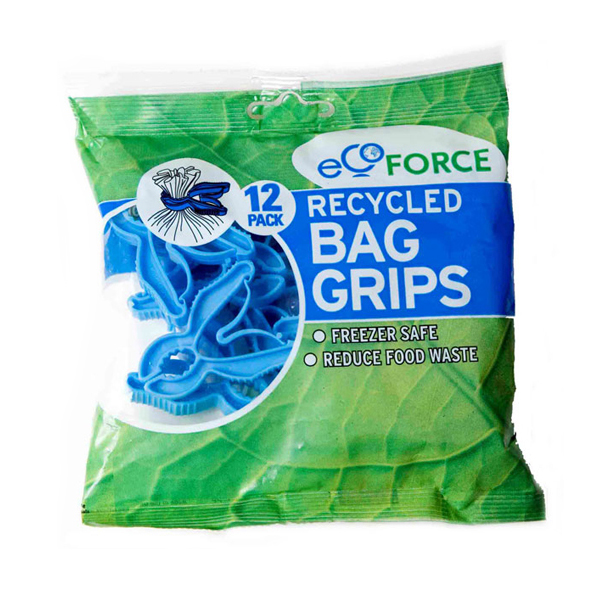 EcoForce Recycled Plastic Bag Grips (12 pcs)