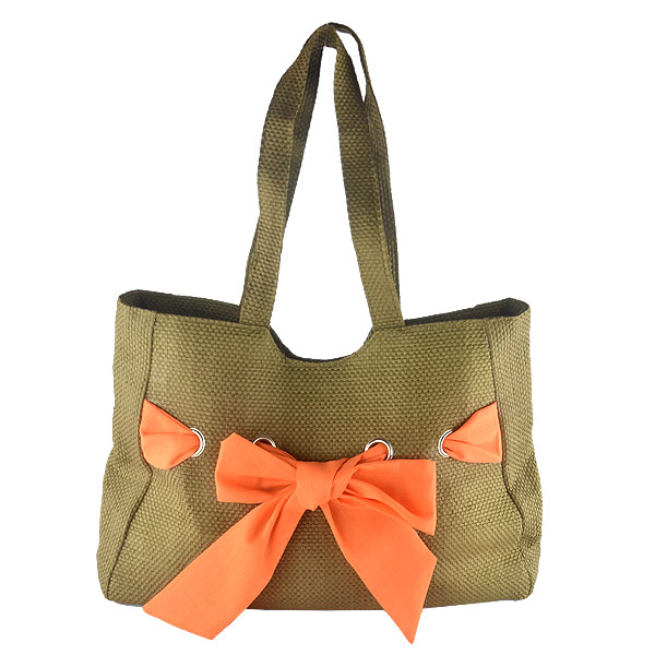 Fashion Paper Straw Tote Bag
