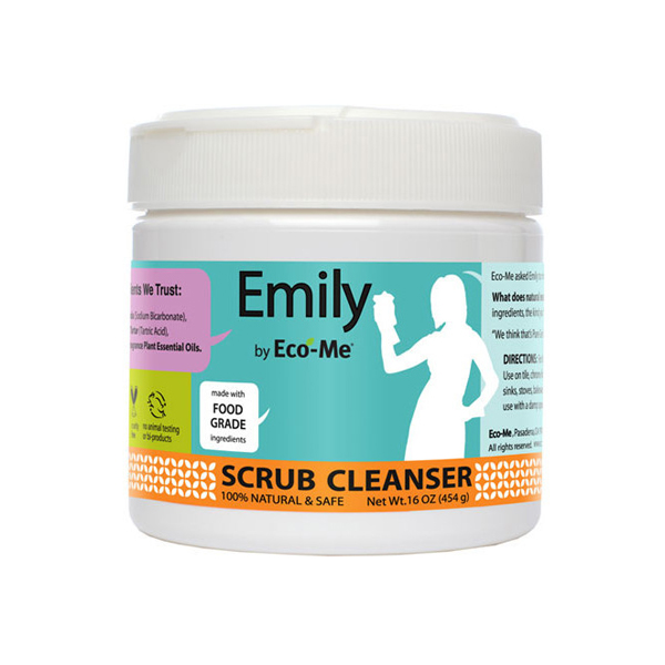 SCRUB CLEANSER: Emily By Eco-Me