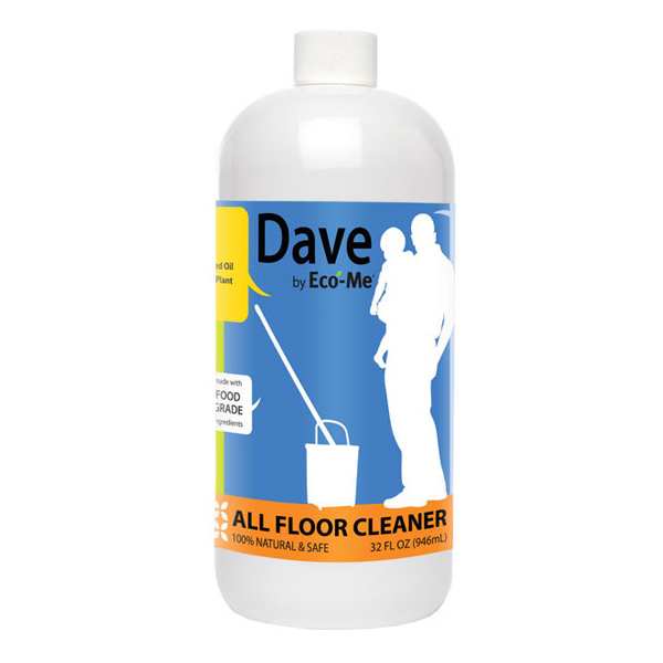 ALL FLOOR CLEANER: Dave by Eco-Me