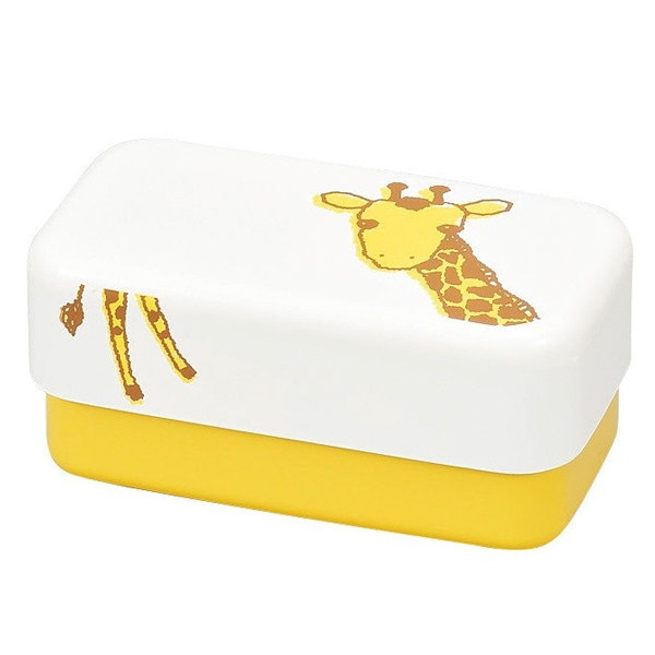 Animal Town Bento Lunch Box - Yellow Bento