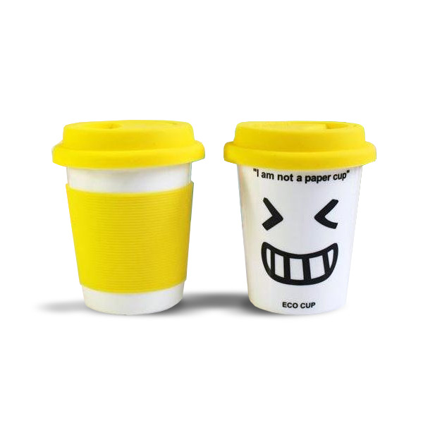 i am not a paper cup Decor craft inc's i am not a paper cup does for disposable cups what anya hindmarch's trendy i am not a plastic bag design did.